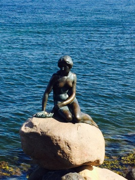 Copenhagen's iconic Little Mermaid is tiny but feisty: it has survived two decapitations, one chopped-off arm and several buckets of paint