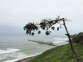 Miraflores is super nice, but it does feel a bit artificial and detached from the rest of Lima