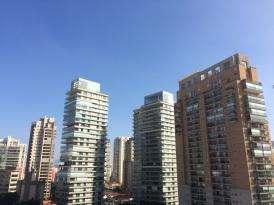 São Paulo's skyline
