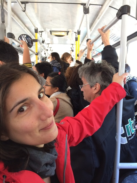 Buses in Buenos Aires go everywhere, but make sure you buy a 'SUBE' card first