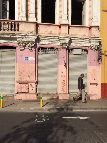 Barrio Yungay', a neighborhood that perfectly illustrates Santiago: low-key but authentic and welcoming