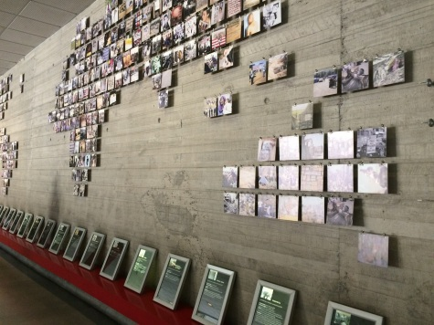 The 'Museo de la Memoria' is part of a wider effort to shed light onto human rights violations around the globe