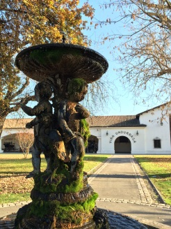 Visiting a Chilean vineyard is a must, we went to 'Viña Undurraga'