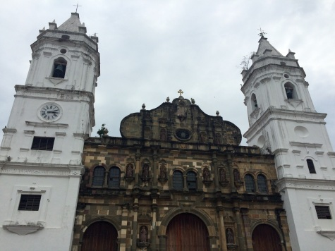 The Metropolitan Catedral, in 'Casco Viejo'