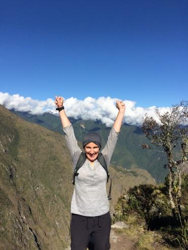 'Montaña' Machu Picchu: check!