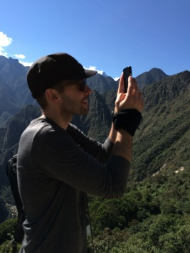 We took hundreds of pictures at Machu Picchu: everywhere you look you'll find something interesting