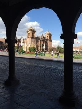 Cusco's 'Plaza de Armas' is breathtaking