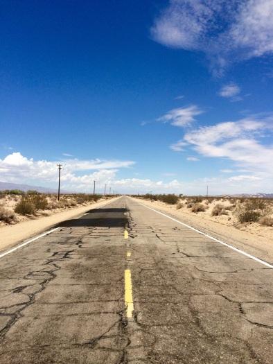 The never ending roads...