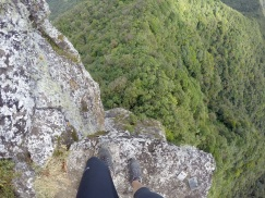 Looks like a good place to rappel!
