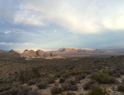 Overview of the Red Rock National Park