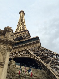 Las Vegas has its own Eiffel Tower