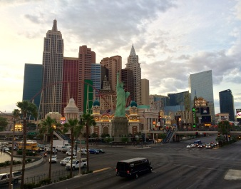 Las Vegas is described by many as Disneyland for grown-ups