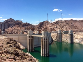 With over 2,000 MW of installed capacity, the Hoover Dam was the largest dam in the world when it was built in the 30's. It currently supplies around 15% of Las Vegas' electricity