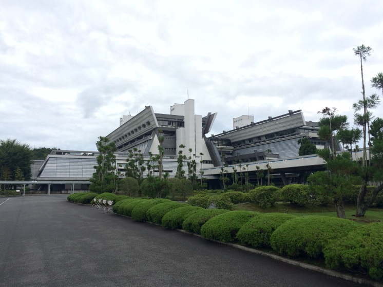 The Kyoto International Conference Centre, where the Kyoto Protocol was signed