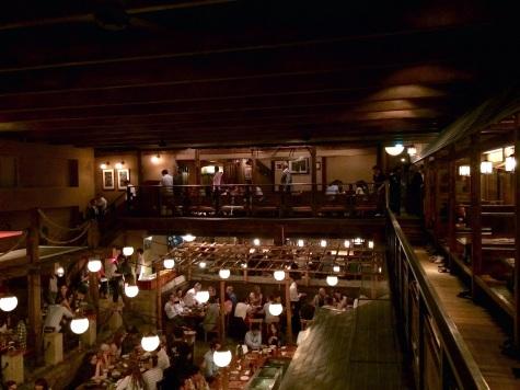 Tokyo's Gonpachi restaurant served as an inspiration for Tarantino's 'Kill Bill' movie