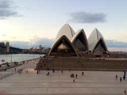 And yet another view of the Opera House