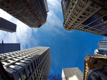 Sydney's skyscrapers sometimes feel a bit claustrophobic