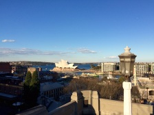 Another angle from the Opera House (we warned you... We have plenty of these!)