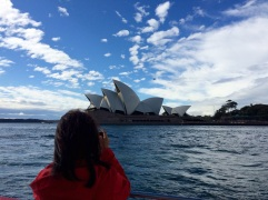 Not sure if we had already posted a picture of the Sydney Opera House?