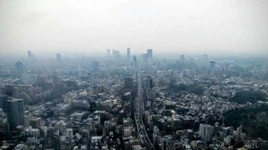 Tokyo is the world's most densely populated city...