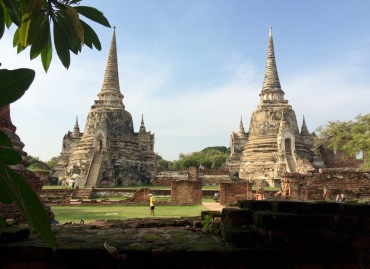 "Other Ayutthaya classics include Wat Phra Si Sanphet (""Temple of the Holy, Splendid Omniscient"")..."
