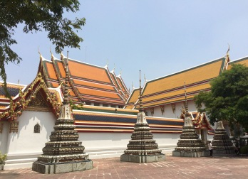 Wat Pho is Bangkok's most well known Buddhist temple