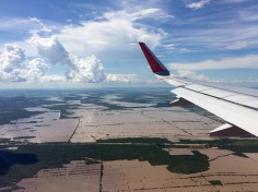 Arriving at Siem Reap