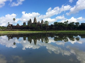 Angkor Wat is the largest religious monument in the world