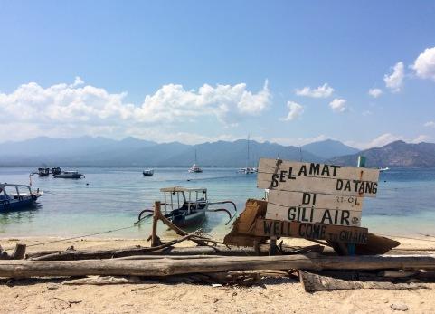 Welcome to Gili Islands!