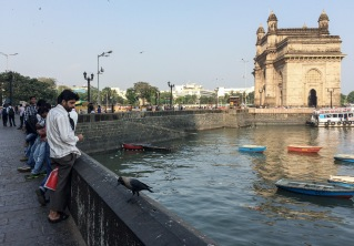 The Gateway of India is arguably Mumbai's best known landmark
