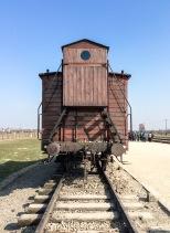 Auschwitz-Birkenau former nazi concentration camp (Cracow, Poland)