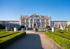 Queluz Palace, Portugal (18mm, f3.5, 1/1000s, ISO 200)
