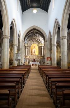 São João Baptista Church, Tomar, Portugal (21mm, 1/15s, f4, ISO 1600)