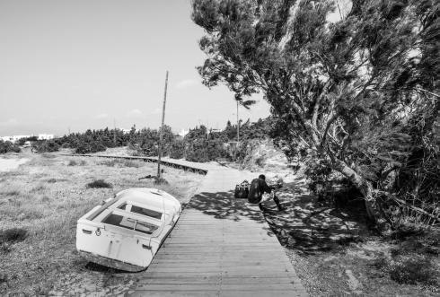 Agios Prokopios beach, Naxos (16mm, 1/350s, f9, ISO 200)