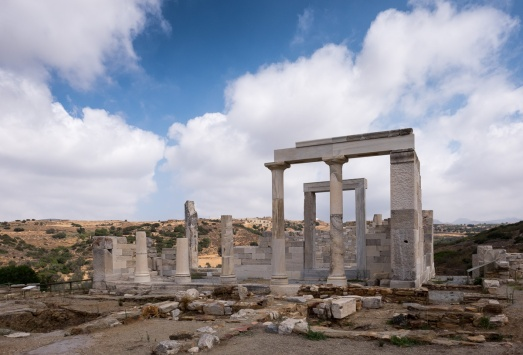 Dimitras temple, Naxos (16mm, 1/350s, f10, ISO 200)