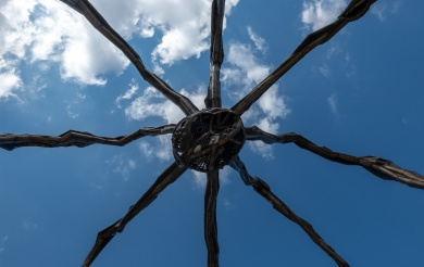 """Maman"", by Louise Bourgeois, Guggenheim Museum, Bilbao, Spain (PPL1-Corrected)"