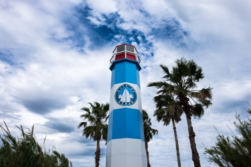 Kemah lighthouse, Houston (16mm, 1/35s, f10, ISO 200)