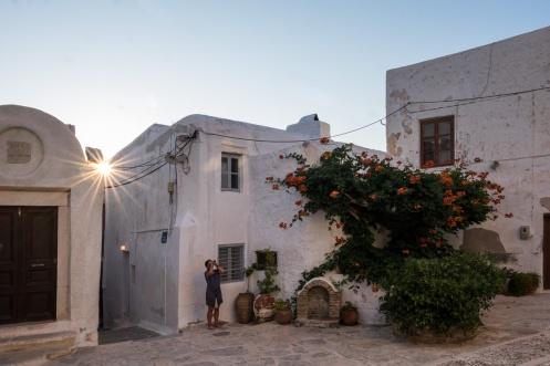 Chora, Naxos (16mm, 1/60s, f16, ISO 320)