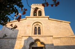 Greek orthodox church in Chora, Naxos (16mm, 1/420s, f6.4, ISO 200)