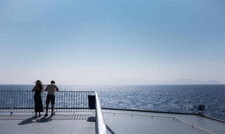 Ferry from Naxos to Crete (16mm, 1/400s, f14, ISO 200)