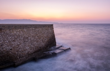 Venetian fortifications, Heraklion (16mm, 8s, f13, ISO 200)