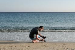 Agios Prokopios beach, Naxos (35mm, 1/420s, f7.1, ISO 200)