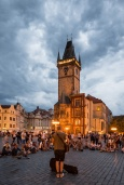 Old Town Square, Prague (16mm, 1/60s, f1.4, ISO 640)