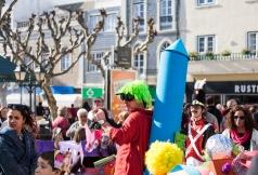 Carnival parade (Ericeira, Portugal)