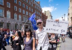 """General election before Article 50"", London, UK (16mm, 1/320s, f5.6, ISO 200)"