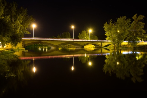 Bridge, Ponte de Sor, Portugal (16mm, 30s, f3.2, ISO 200)