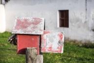 Mailbox (Ponte de Sor, Portugal)
