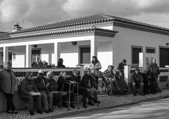 Tramaga's retirement home (Ponte de Sor, Portugal)