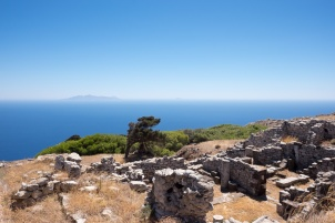 Ruins of Ancient Thira (16mm, 1/400s, f9, ISO 200)