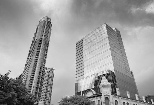 Downtown Austin, Texas (16mm, 1/400s, f13, ISO 200)